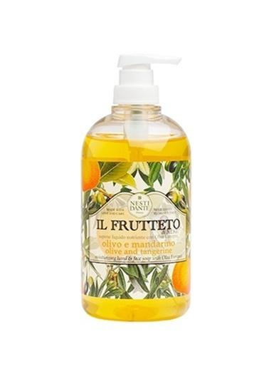 Nestidante Il Frutteto Olive And Tangerine Sıvı Sabun 500 ml Renksiz
